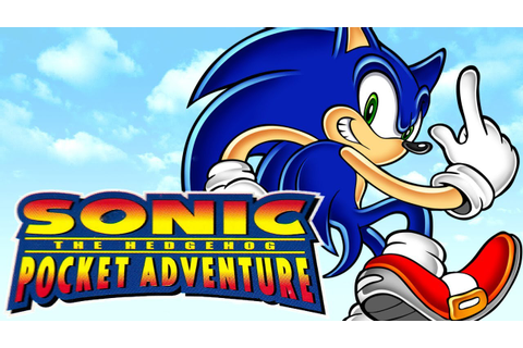 Sonic the Hedgehog Pocket Adventure - 100% Walkthrough ...