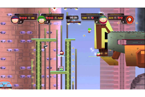 South Park Scott Tenorman's Revenge Level 2 (4 Player ...