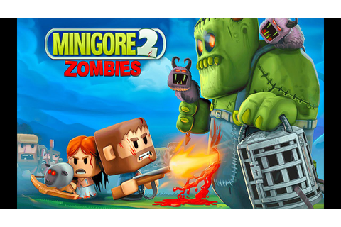 Minigore 2: Zombies Game Trailer (Mobile) (part-2) - YouTube