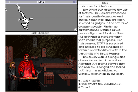 Quarterstaff: The Tomb of Setmoth (1988) by Simulated ...