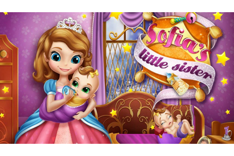 Baby Disney Princess Games-Sofia The First Caring Little ...