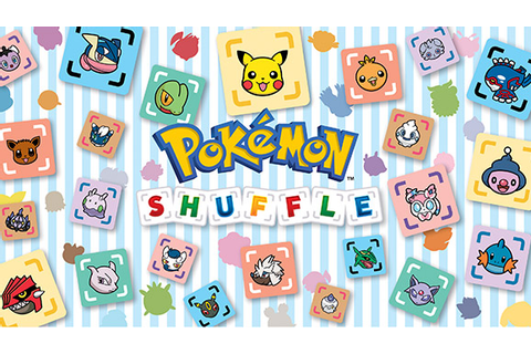 Pokémon Shuffle | Video Games & Apps