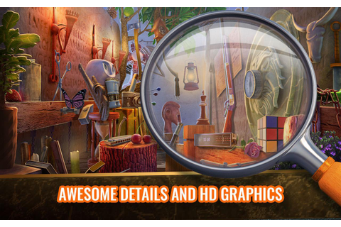 Adventure Hidden Object Game – Secret Quest for Android ...