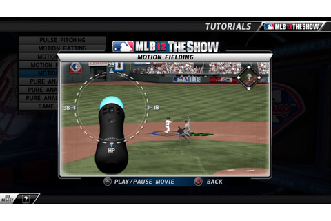 PS3 & PS Vita Review - MLB 12: The Show