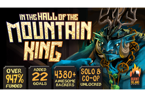 In The Hall of the Mountain King by Burnt Island Games ...