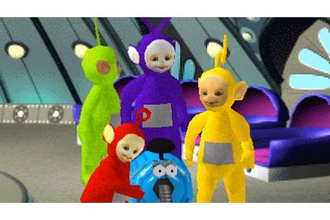 First 30 Minutes: Play with the Teletubbies [PS1] - YouTube