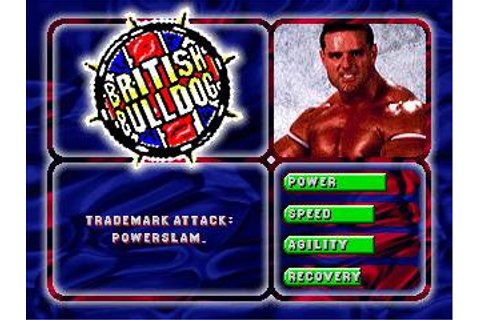 WWF in Your House Download (1996 Sports Game)
