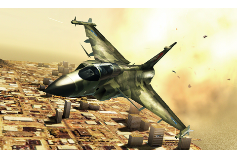 Ace Combat Assault Horizon Legacy review | GamesRadar+