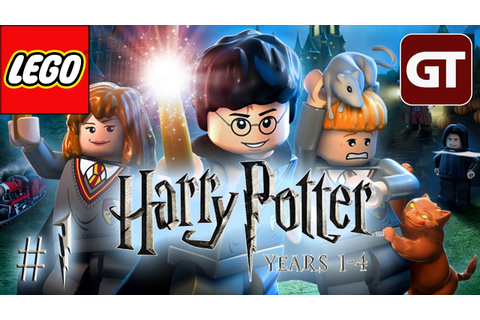 LEGO Harry Potter - Years 1-4 - PS4-Gameplay #1 - Let's ...