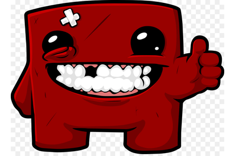 Super Meat Boy Forever Xbox 360 Team Meat Video game ...