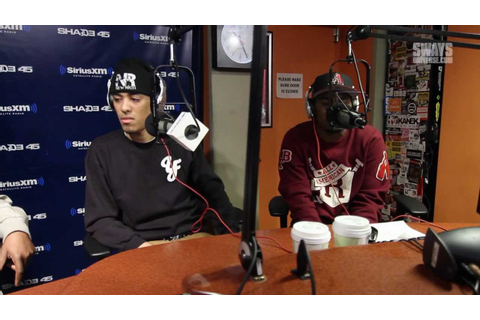 "Da Youngfellaz Freestyle on Sway in the Morning's ""Get in ..."