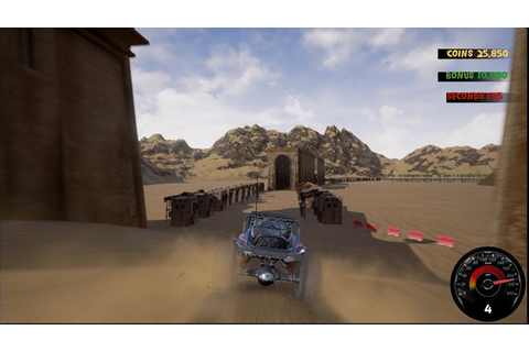 Crazy Buggy Racing Free Download « IGGGAMES