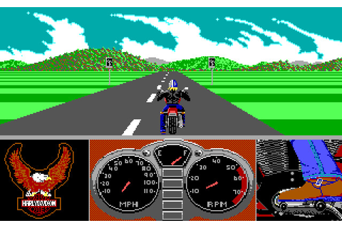 Harley-Davidson: The Road to Sturgis (1989 - DOS). Ссылки ...