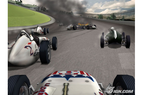 New Wii exclusive: Indianapolis 500 Legends ( Racer ...