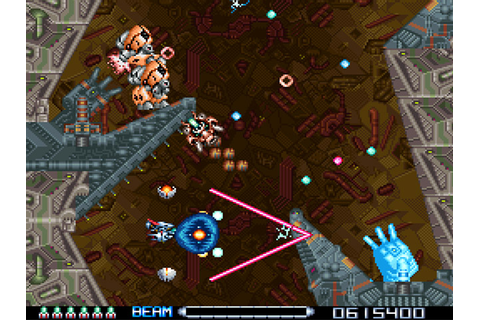 R-Type III - The Third Lightning (USA) ROM