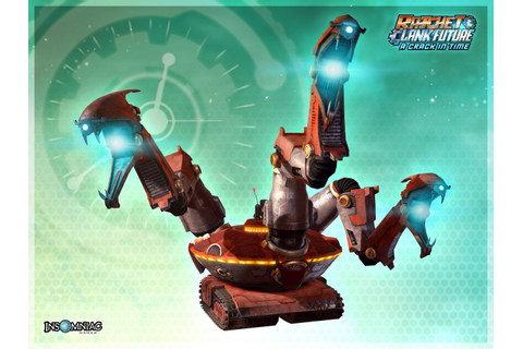 Category:A Crack in Time enemies | Ratchet & Clank Wiki ...