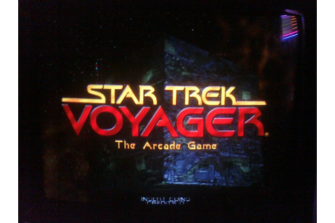"""Star Trek: Voyager - The Arcade Game"" - Dave & Buster's i ..."