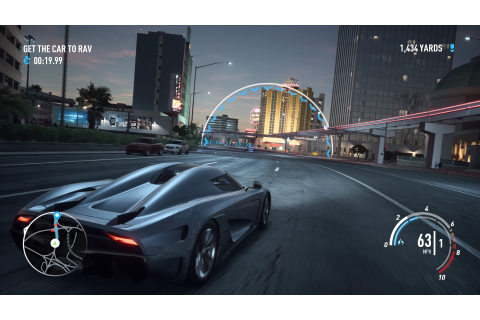 Need for Speed Payback - LevelUp