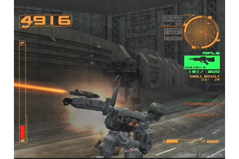 Armored Core 2: Another Age (2001 video game)
