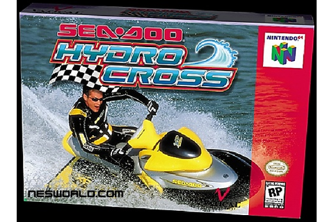 The PSX version of Sea-Doo wasn't released until November ...