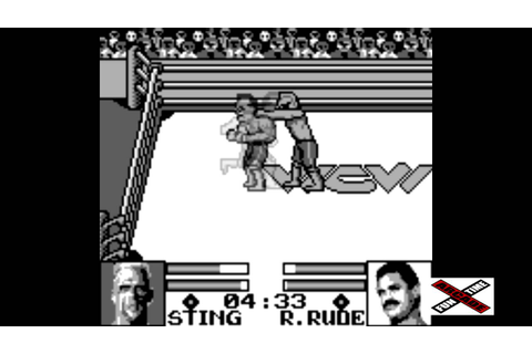 Joe Gagne's Funtime Pro Wrestling Arcade #47: GAME BOY ...