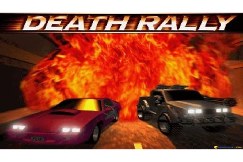 Death Rally gameplay (PC Game, 1996) - YouTube