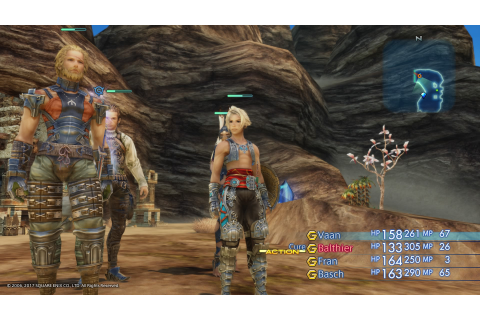 Final Fantasy XII: The Zodiac Age Review: A Near Perfect ...