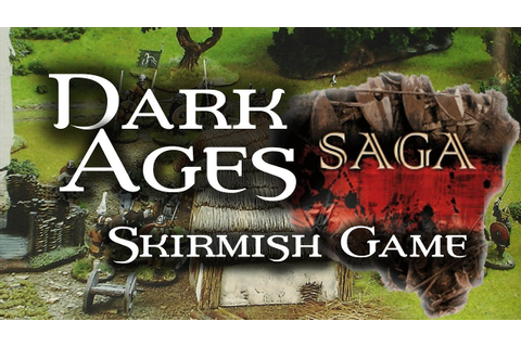 Saga - Dark Ages Miniature Skirmish Game - YouTube