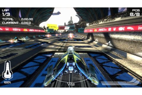 WipEout Omega Collection: remaster, revamp or remake ...