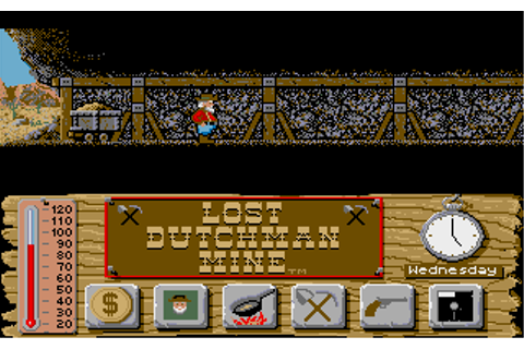 Download Lost Dutchman Mine | Abandonia