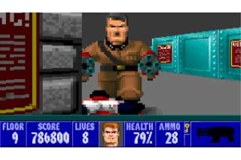 The King of FPS - how Wolfenstein 3D changed video games ...