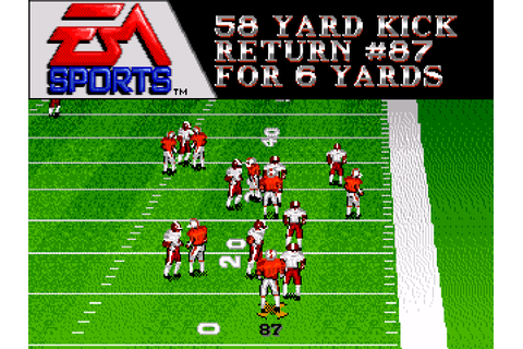 Bill Walsh College Football Download Game | GameFabrique