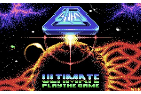 Indie Retro News: Alien 8 - Ultimate Play the Game classic ...