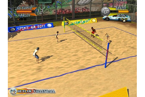 Arvostelussa Outlaw Volleyball | Game Reality