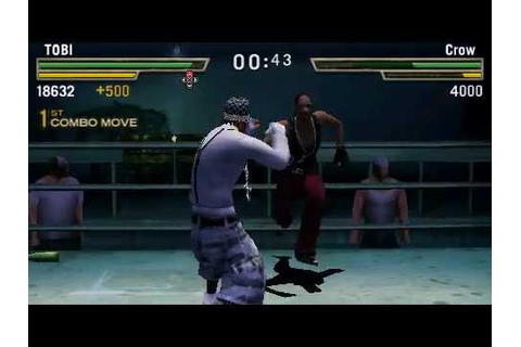 Def Jam Fight for NY The Takeover Gameplay-Tobi VS Snoop ...