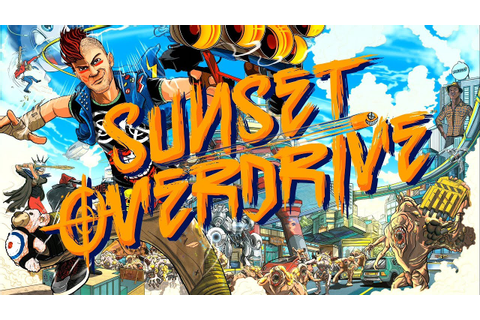 Sales Matter: Everyone Loves Sunset Overdrive, But You ...