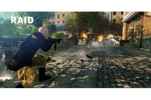 RAID: World War II (PC) Reivew // TechNuovo.com