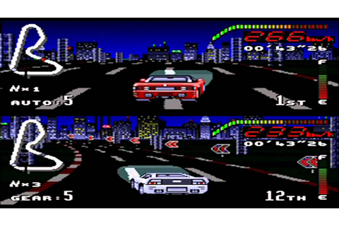 Top Gear (SNES) - Part 1: USA - YouTube