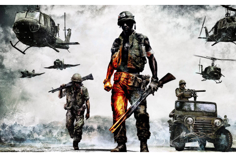 Get Battlefield Bad Company 2 for only $10, Vietnam ...