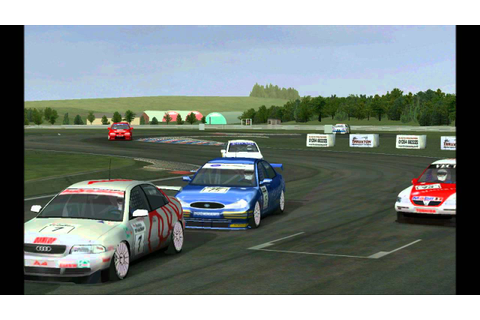 Toca Touring car championship 1997 - YouTube