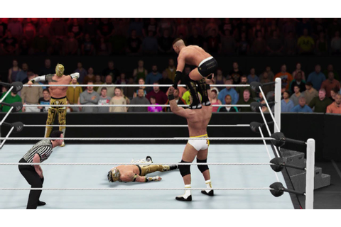 WWE 2K16 Game Free Download For PC - Asian Of Games - PC ...