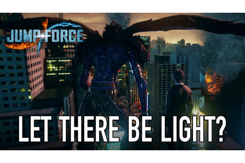 JUMP Force - PS4/XB1/PC - Let there be Light?? (E3 2018 ...