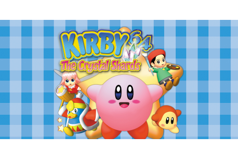 Kirby 64: The Crystal Shards | Nintendo 64 | Games | Nintendo