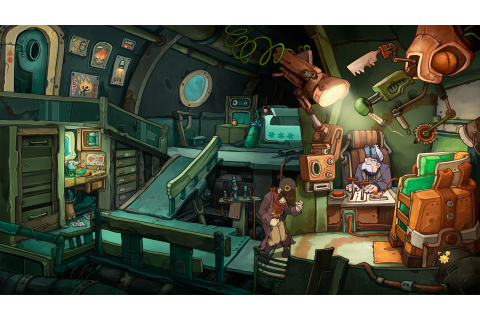 Chaos on Deponia Review | Reviews | The Escapist