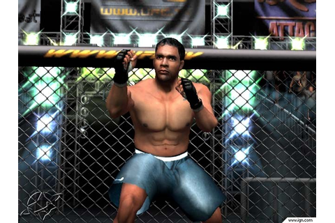 UFC Throwdown PS2 ISO Download