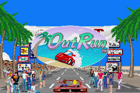 Out Run 3D remake coming to 3DS eShop in Japan - Polygon