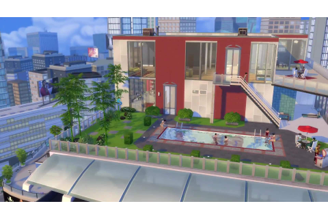 The Sims 4 City Living: 114 Screens from the Trailer ...