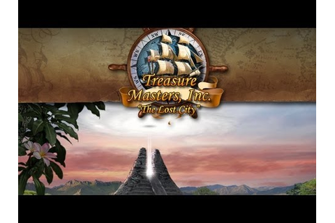 Treasure Masters, Inc. 2: The Lost City Gameplay | HD ...
