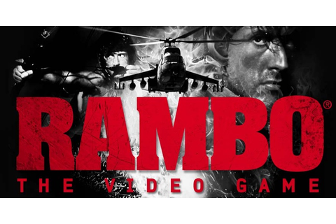 Rambo: The Video Game arriving at Gamescom about 20 years ...