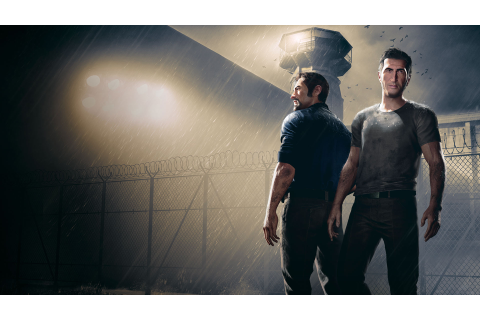 A Way Out (2018) promotional art - MobyGames